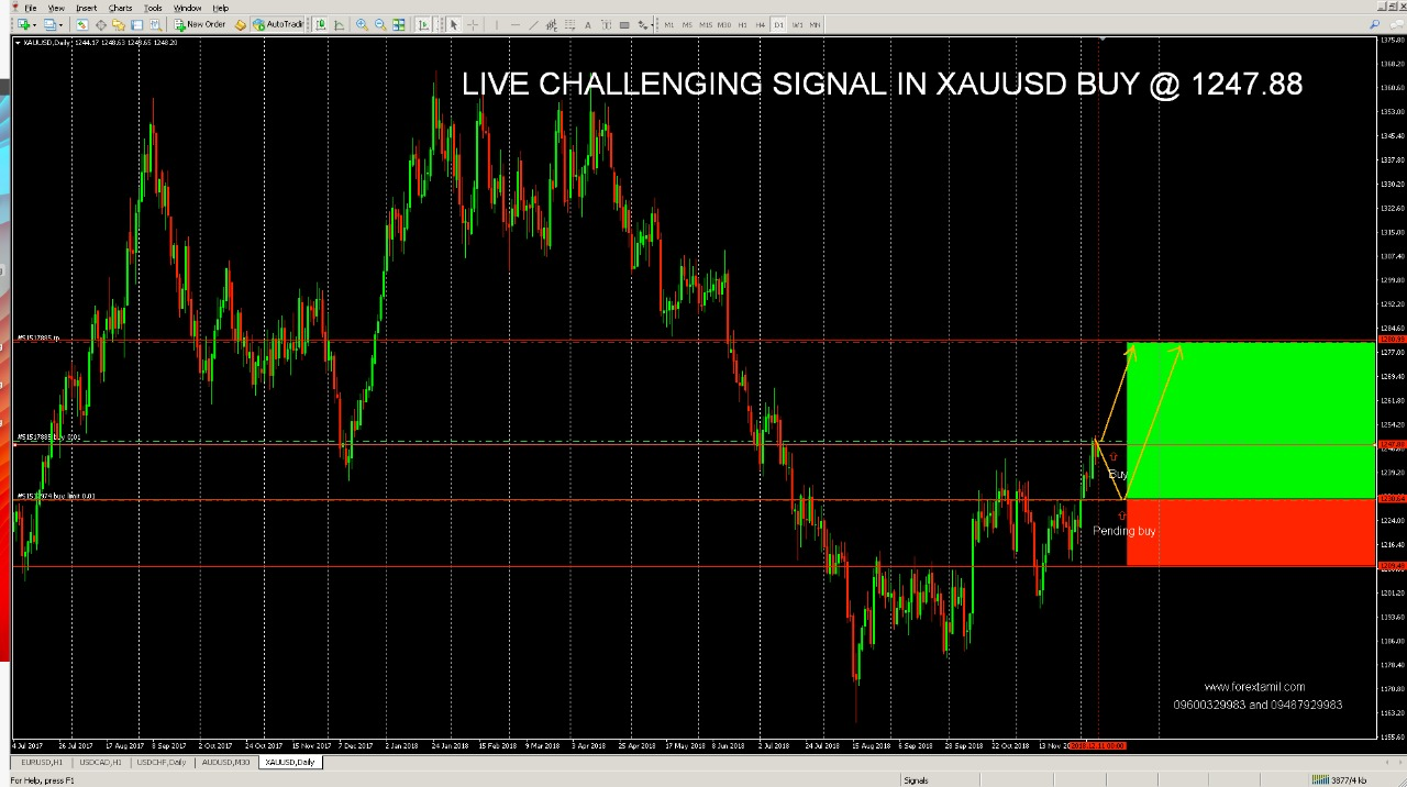 XAUUSD: Oscillation can challenge the Sellers'.