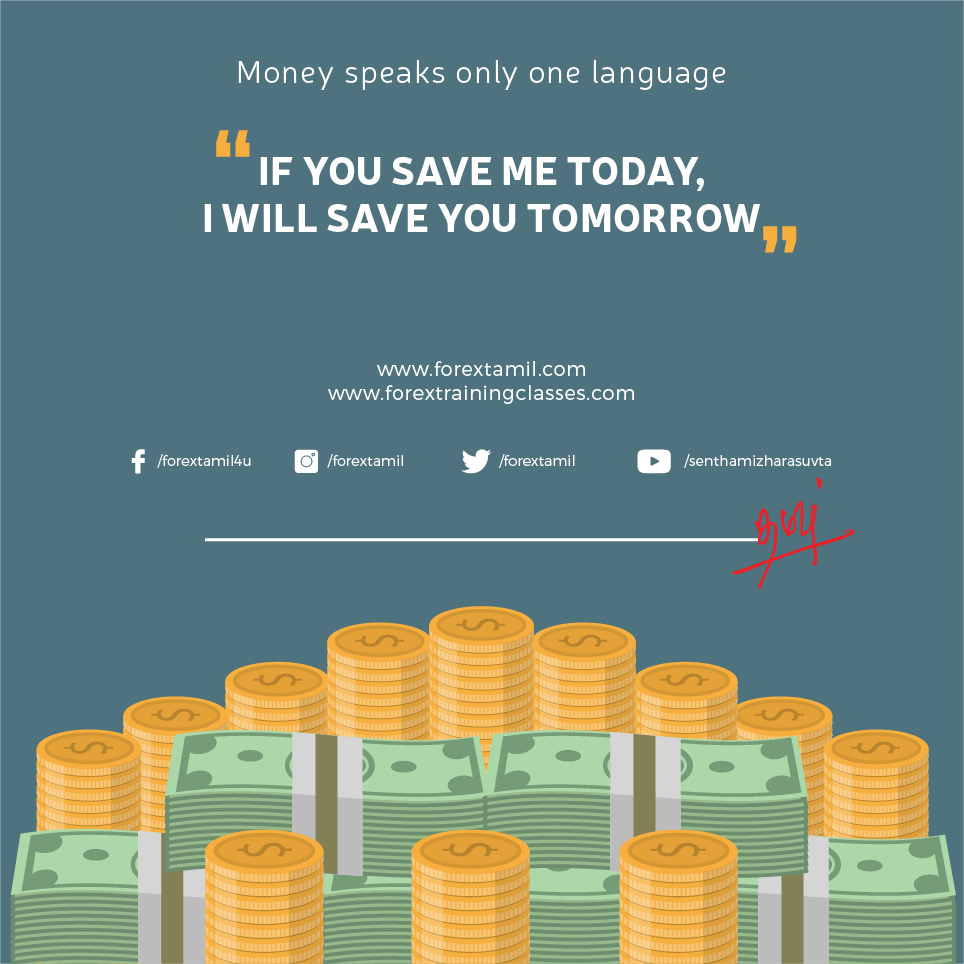 Save Money for betterment of your future